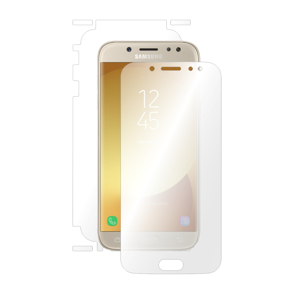 Folie Protectie Smart Protection Samsung Galaxy J7 2017 Fullbody(fata,spate Si Laterale)