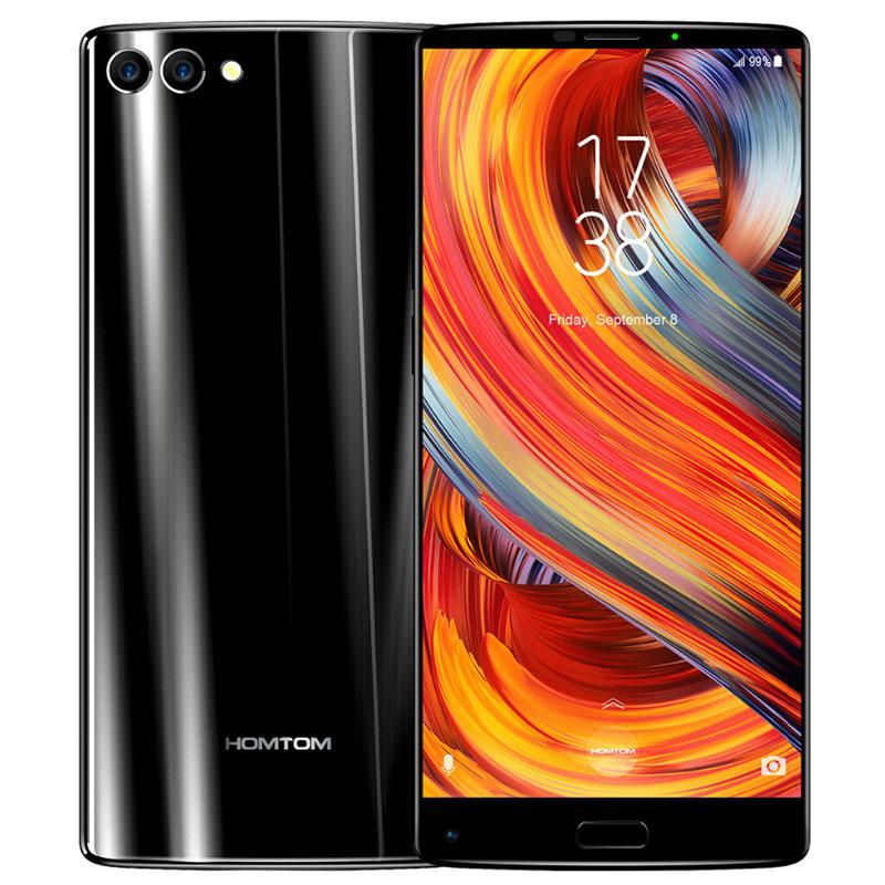 HomTom S9 Plus Black