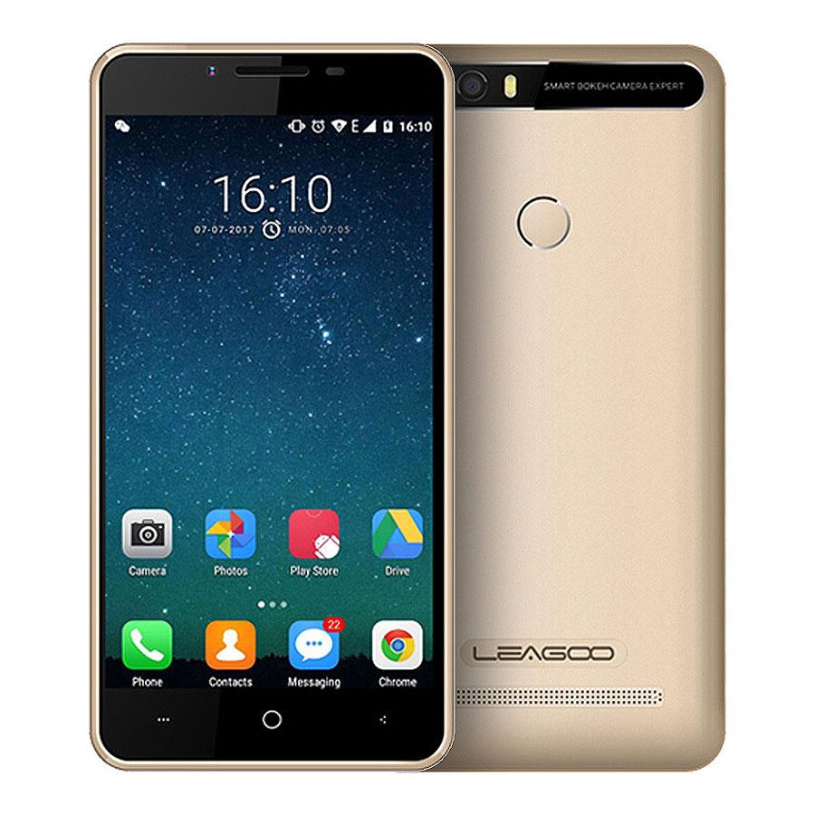 Leagoo Kiicaa Power Gold