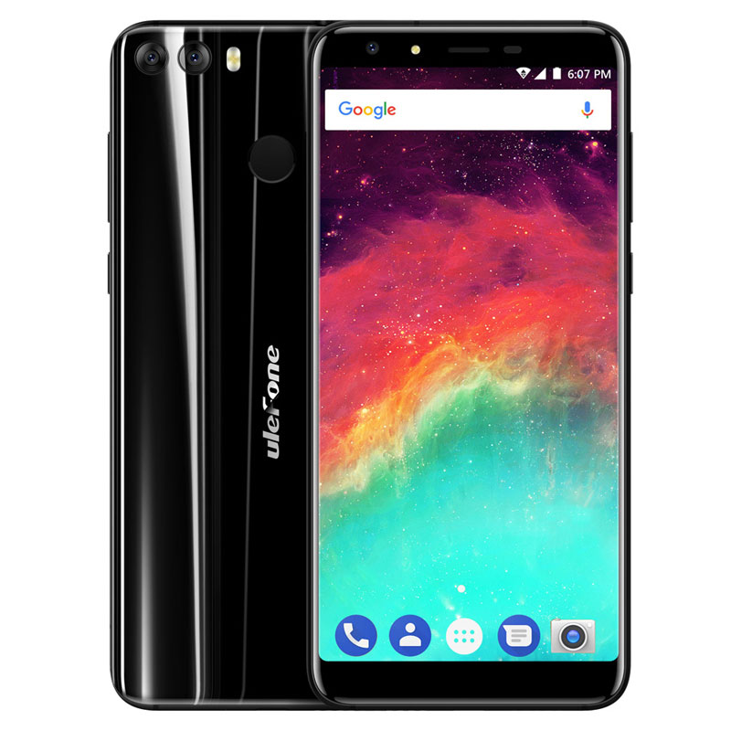 ulefone mix 2 black