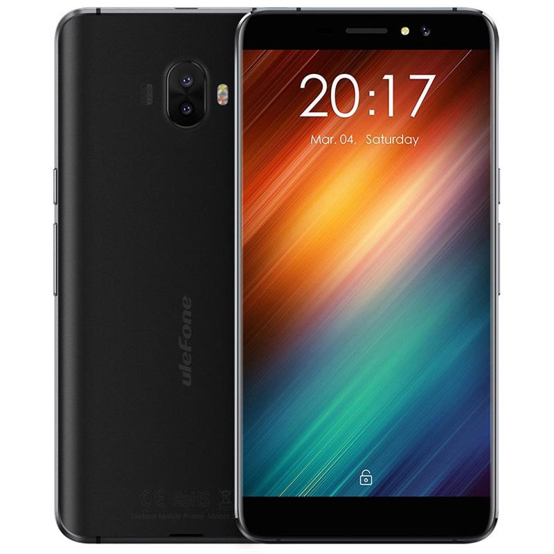 Ulefone S8 Plus Negru