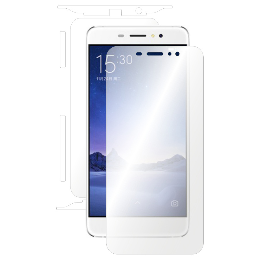 Folie Protectie Smart Protection Ulefone S8 Fullbody(fata,spate Si Laterale)