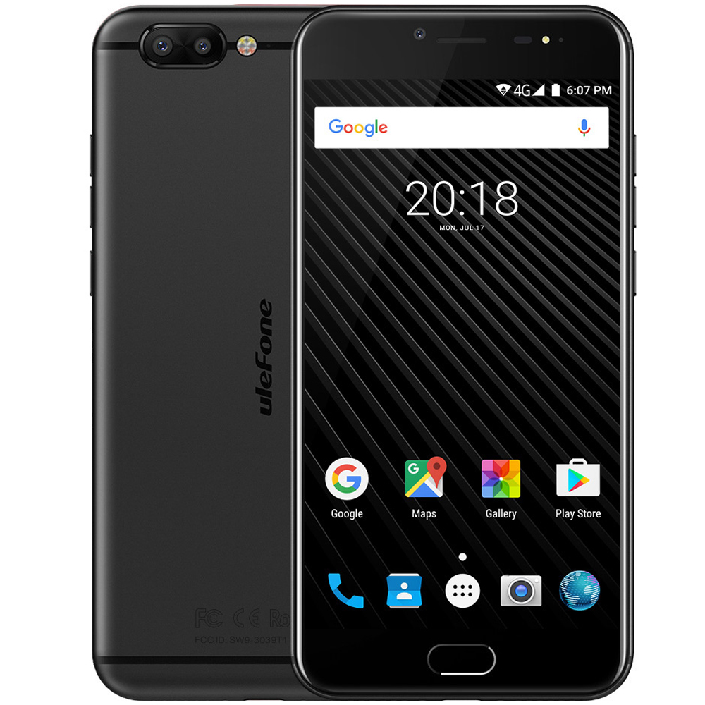 Ulefone T1 Black