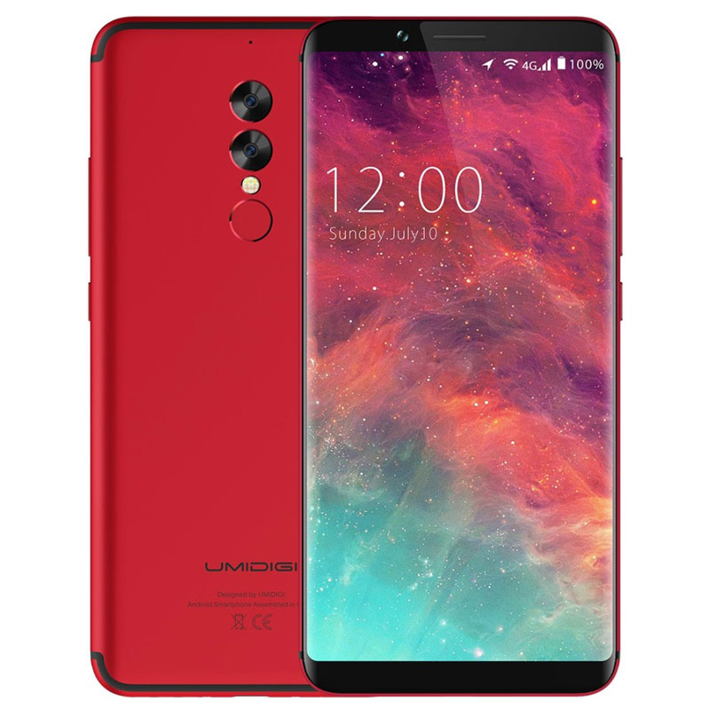 Umi S2 Pro Red