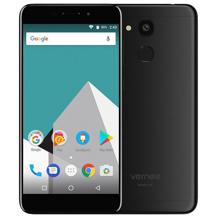Vernee M5 Black