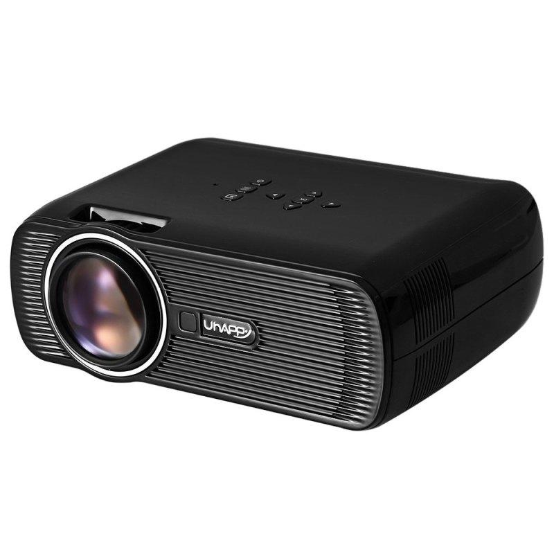 Resigilat Videoproiector Uhappy U80 - Lcd, Hdmi, Vga, Usb 2.0, 1000lm, 20000h