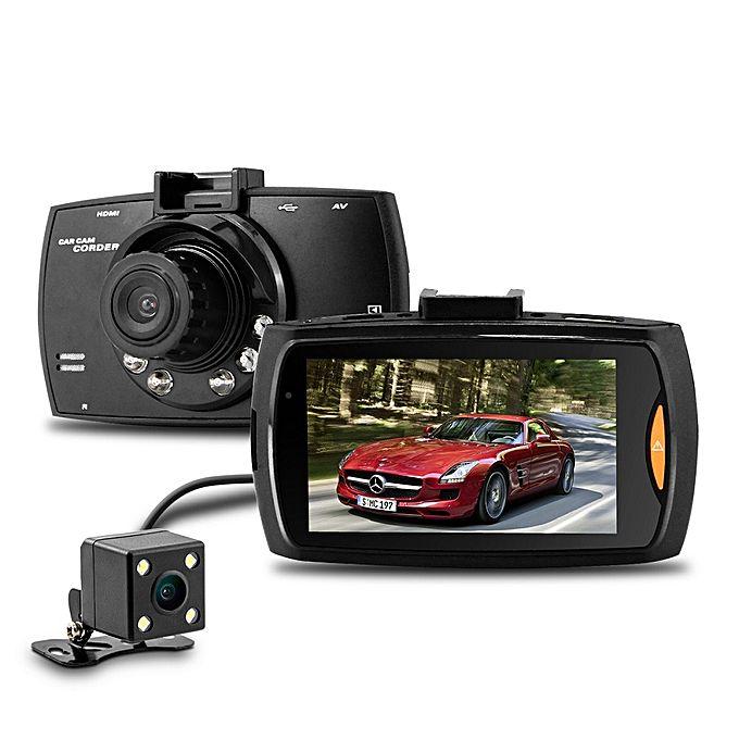 Camera Auto DVR Dome G30B, 2.7-inch, H.264 1080P FHD, Negru