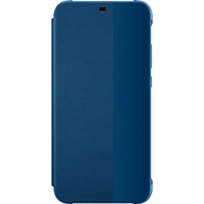 Husa De Protectie Huawei P20 Lite Flip Cover, Blue