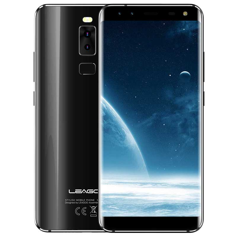 Leagoo S8 Black