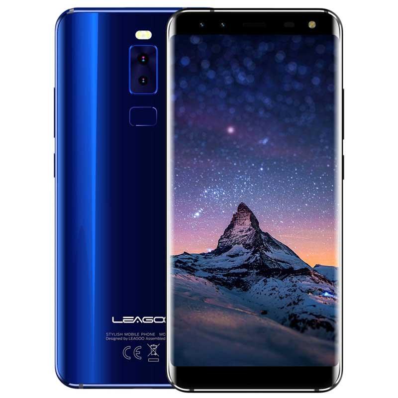 Resigilat Leagoo S8 Blue