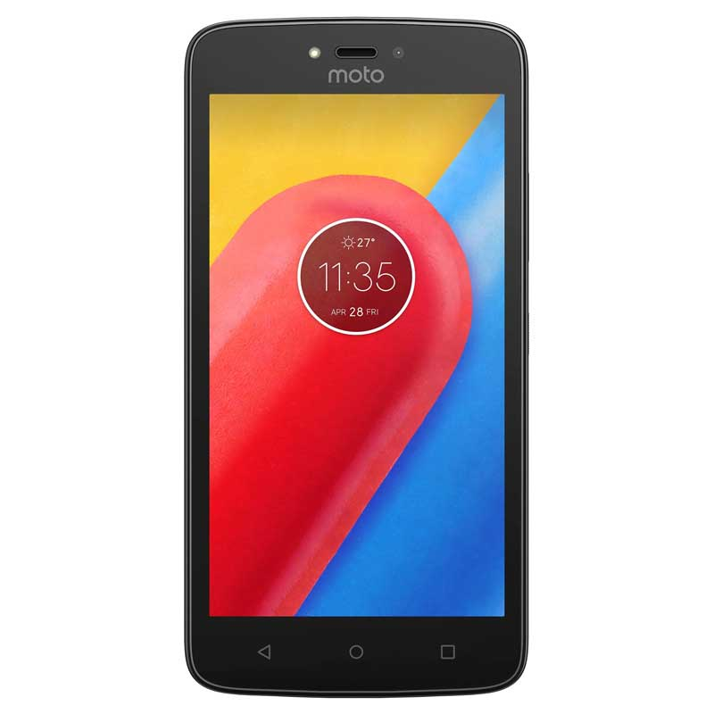 Motorola Moto C, Rosu
