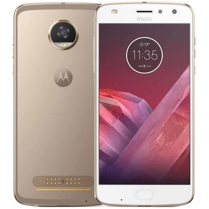 Moto Z2 Play (64gb), Gold