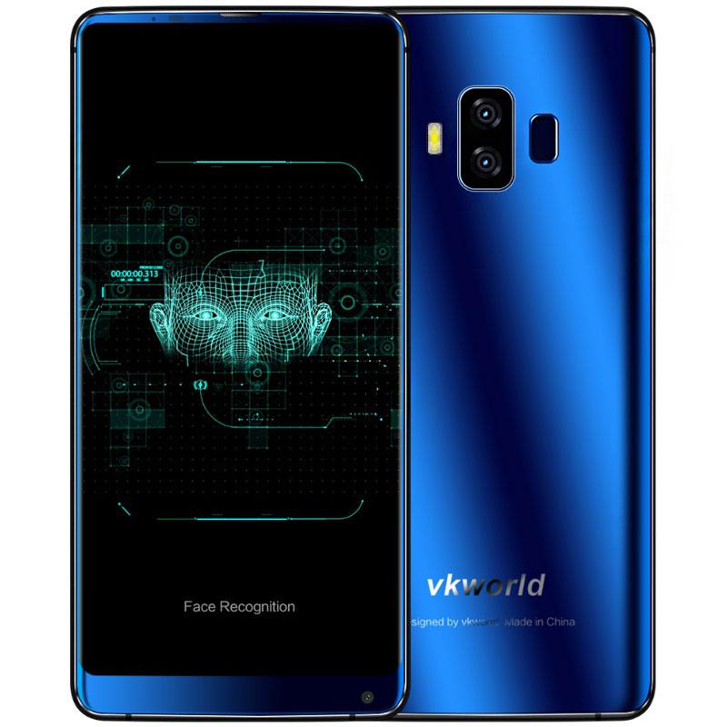 VKworld S8 Blue