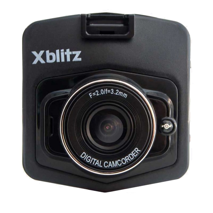 Camera Video Auto Xblitz Limited, Black