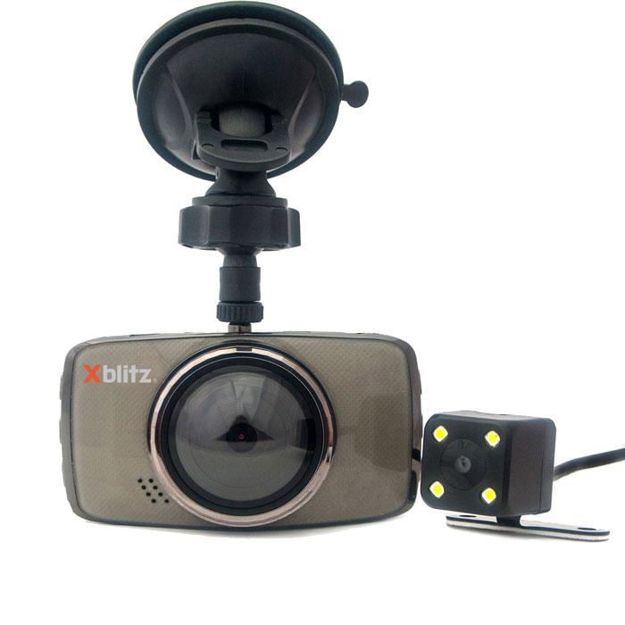 Camera Auto Dvr Xblitz Dual Core
