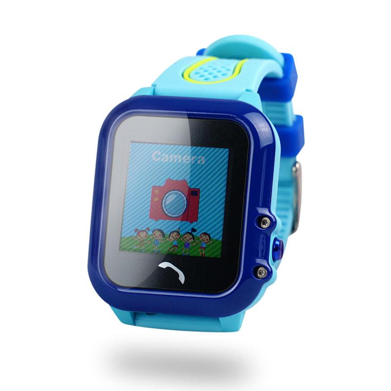 Smartwatch Localizare Copii Xblitz Find Me, Blue