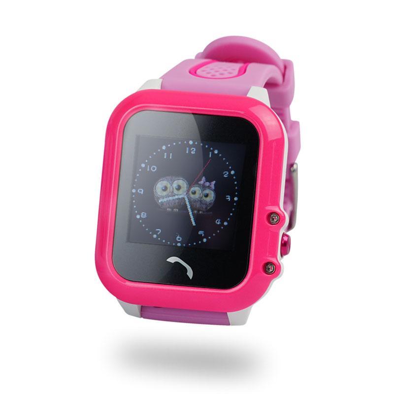 Smartwatch Localizare Copii Xblitz Find Me, Pink