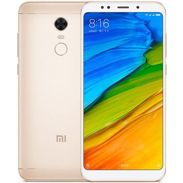 Xiaomi Redmi 5 Plus Gold