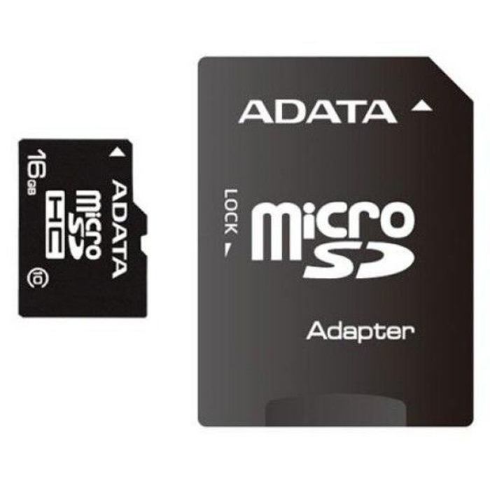 Card Microsd Adata 16gb Clasa 10