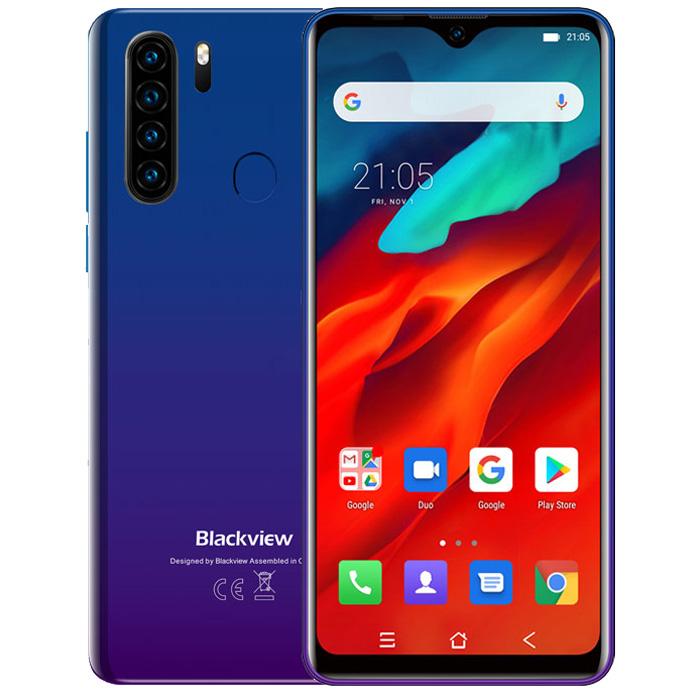 Blackview A80 Pro Blue