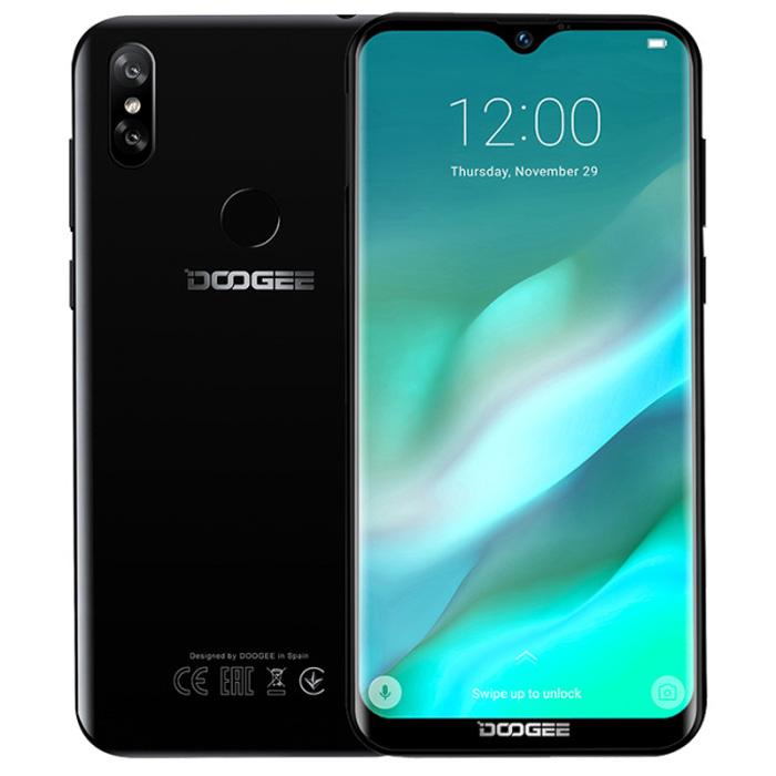 Doogee X90l Black