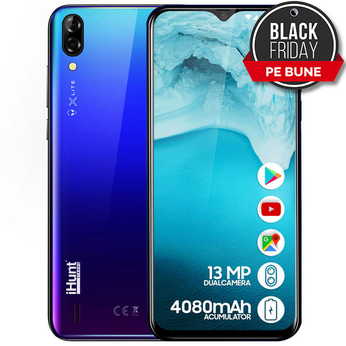 Ihunt Alien X Lite 2020 Blue