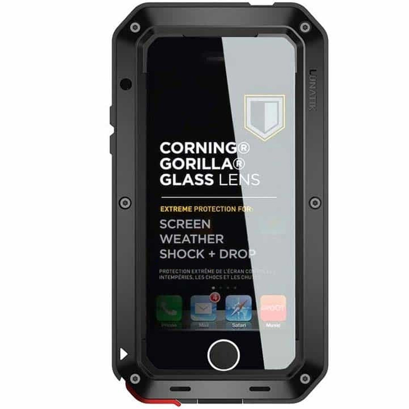 Husa Lunatik Taktik Extreme Pentru Iphone 6 Plus / Iphone 6s Plus, Black