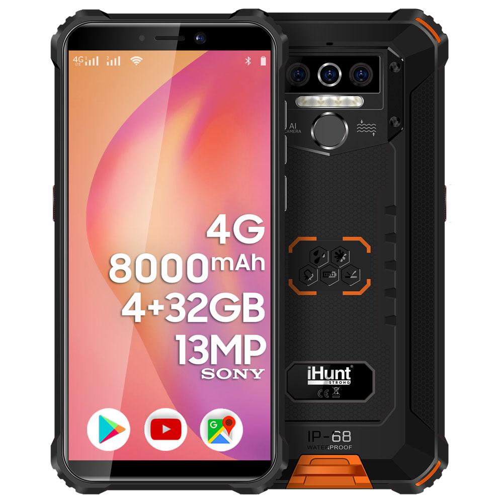 Ihunt Titan P8000 Pro 2021 Orange