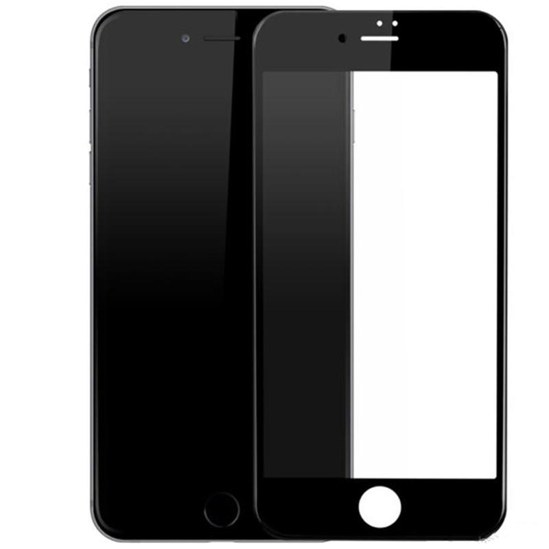 Folie protectie pentru iPhone 7 Plus / iPhone 8 Plus, Skin Black