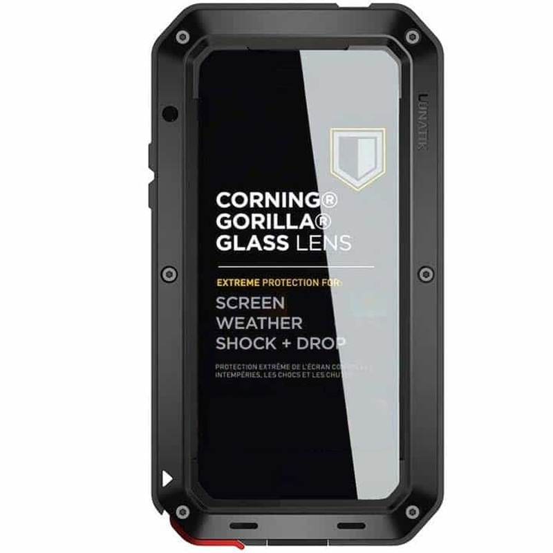 Husa Lunatik Taktik Extreme 360 Pentru Samsung Galaxy S7 Edge, Black